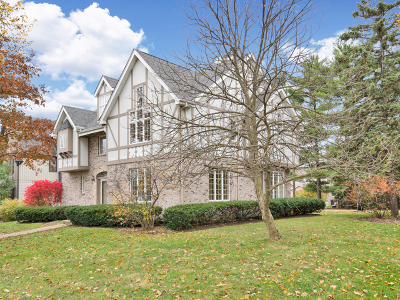 Hinsdale Single Family Home Price Change: 908 South Thurlow Street