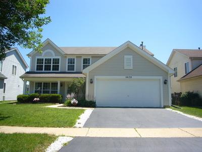 Plainfield Rental For Rent: 14135 South Lakeridge Drive