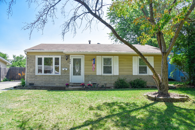 Lockport Single Family Home Contingent: 308 Geissler Street