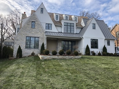 Hinsdale Single Family Home For Sale: 744 Wilson Lane