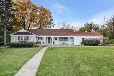 Elmhurst Single Family Home For Sale: 408 North River Glen Avenue