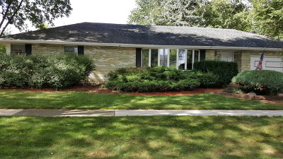 Mount Prospect Single Family Home For Sale: 716 South Byron Court