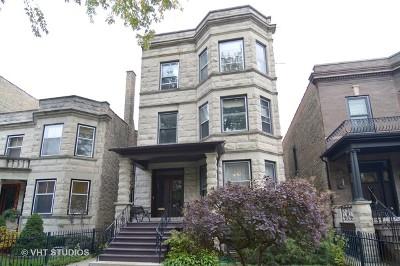 Multi Family Home For Sale: 4845 North Winchester Avenue