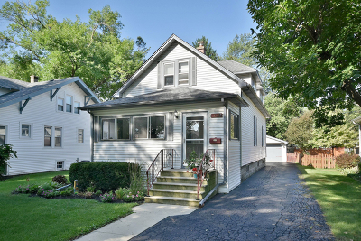 Villa Park Single Family Home For Sale: 442 North Yale Avenue