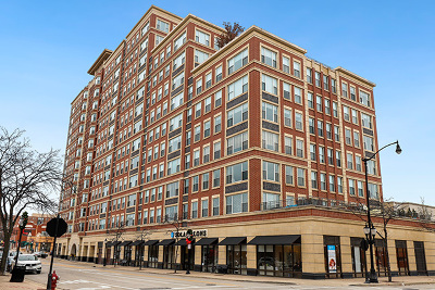 Arlington Heights IL Condo/Townhouse New: $369,000