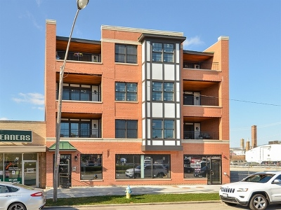 Uptown Condominiums Condo/Townhouse For Sale: 16 South Fairview Avenue #3N
