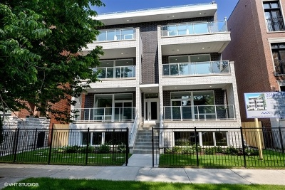 Condo/Townhouse For Sale: 2649 North Mildred Avenue #3N