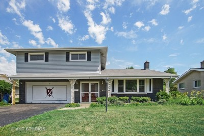 Mount Prospect Single Family Home For Sale: 1410 East Barberry Lane