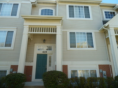 Cary Rental For Rent: 419 Cary Woods Circle #419