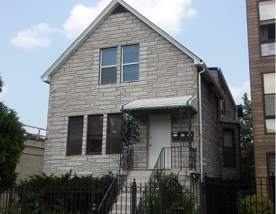Multi Family Home Contingent: 1759 North Sawyer Avenue