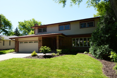 Palatine Single Family Home Contingent: 825 West Kelly Ann Drive