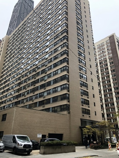 Streeterville, Gold Coast Galleria Condo/Townhouse For Sale: 850 North Dewitt Place #16G