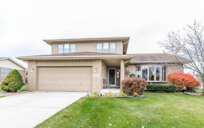 Frankfort Single Family Home For Sale: 7905 Farmhouse Road