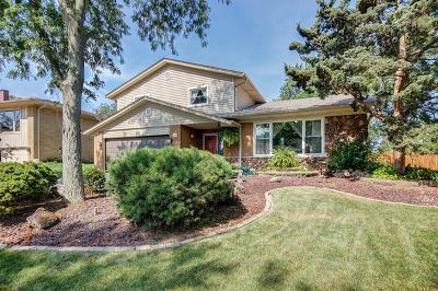 Oak Forest Single Family Home For Sale: 15308 Oak Road