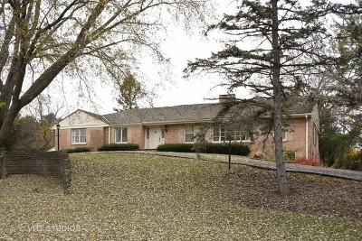 Barrington Hills Single Family Home Contingent: 36 Sandlewood Lane