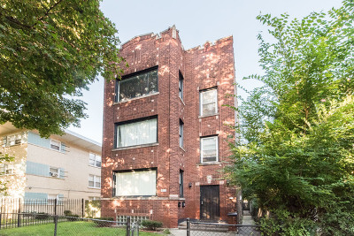 Chicago IL Multi Family Home For Sale: $225,000