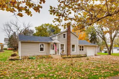 Elburn Single Family Home Price Change: 46w705 Main Street Road