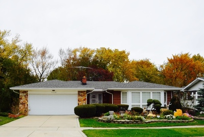 South Holland Single Family Home Re-Activated: 1118 East 165th Street