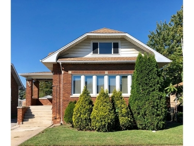 Franklin Park Single Family Home For Sale: 2840 Rose Street