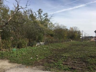 Orland Park Residential Lots & Land For Sale: 10830 West 159th Street