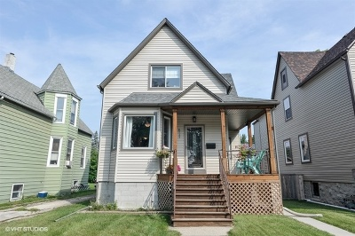 Berwyn Single Family Home Price Change: 6725 31st Street