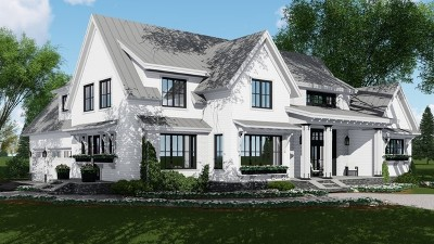 Kane County Single Family Home For Sale: Lot 1 Kim Lane