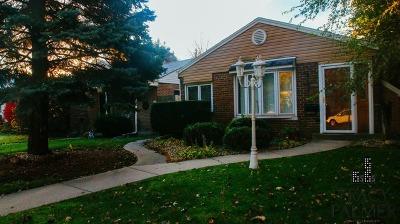 Lansing Single Family Home For Sale: 3619 177th Street