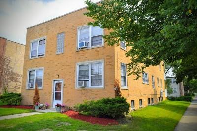 Skokie Multi Family Home For Sale: 9003 North Bronx