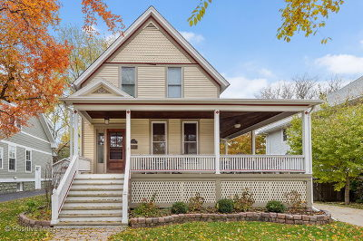 La Grange Single Family Home For Sale: 434 South Catherine Avenue