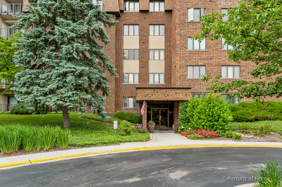 Glen Ellyn Condo/Townhouse For Sale: 453 Raintree Drive #5P