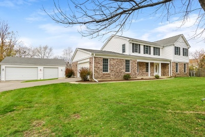 Barrington Single Family Home Price Change: 523 North Ela Road