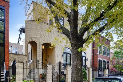 Single Family Home For Sale: 1936 North Wilmot Avenue