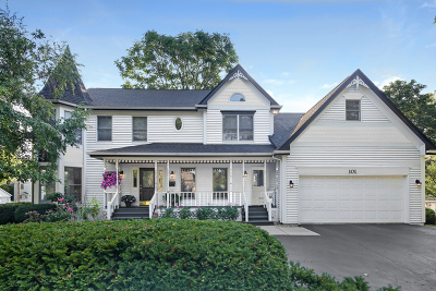 Hinsdale Single Family Home For Sale: 101 South Monroe Street