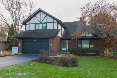 Elgin Single Family Home Price Change: 9n909 Koshare Trail