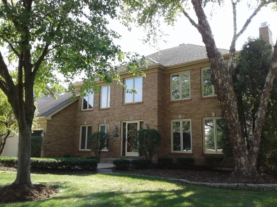 Wheaton Single Family Home For Sale: 1130 Belter Drive
