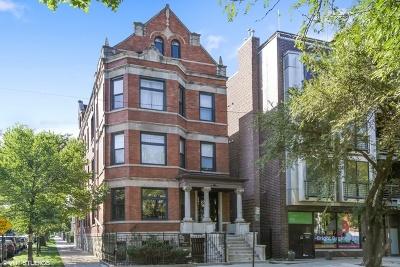 Condo/Townhouse For Sale: 2900 North Central Park Avenue #1