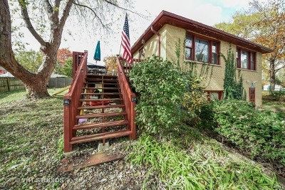 Lake Zurich Single Family Home For Sale: 23576 North Overhill Drive