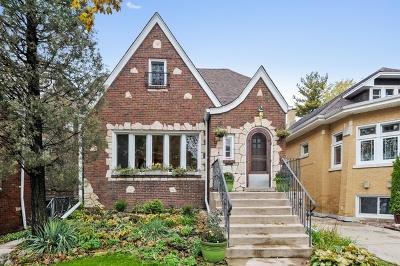 Berwyn Single Family Home For Sale: 2400 Oak Park Avenue