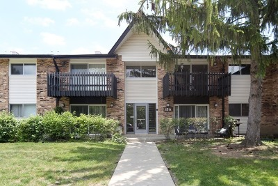 Willowbrook Condo/Townhouse For Sale: 13a Kingery Quarter #201