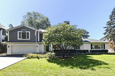 Hinsdale Single Family Home For Sale: 415 Warren Terrace