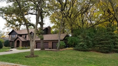 Oak Brook Single Family Home For Sale: 801 Red Stable Way