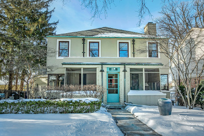 Single Family Home For Sale: 119 South Brainard Street
