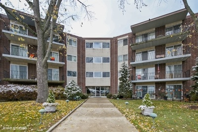 Downers Grove Condo/Townhouse New: 5540 Walnut Avenue #28A