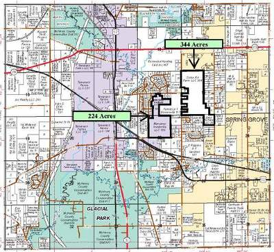 Residential Lots & Land For Sale: 568 Acre Solon Rd. And Kuhn Rd.