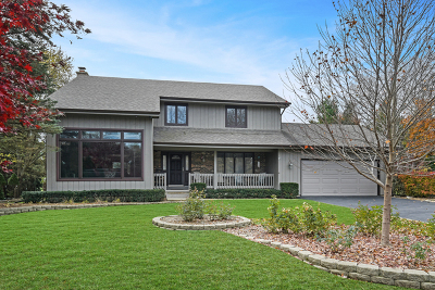 Sleepy Hollow Single Family Home For Sale: 1218 Carol Crest Drive