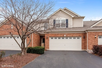 Bolingbrook Condo/Townhouse Price Change: 1201 Betsy Ross Place