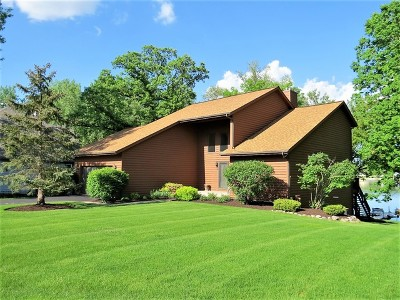 Fox Lake Single Family Home For Sale: 969 Westshore Drive