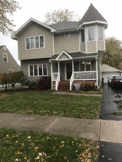 Oak Lawn Single Family Home For Sale: 5400 West 91st Street