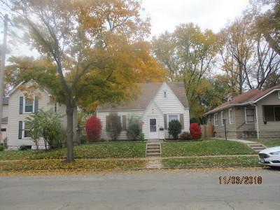 Kankakee Single Family Home For Sale: 755 South Osborn Avenue