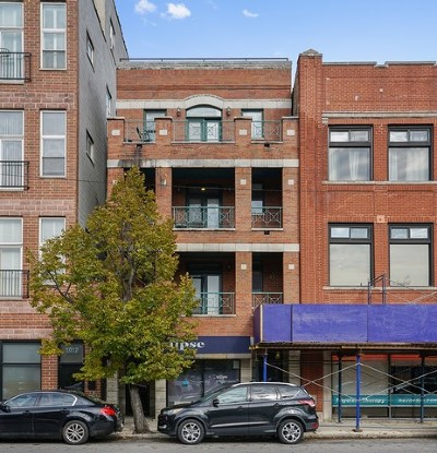 Condo/Townhouse For Sale: 1010 West Diversey Parkway #3